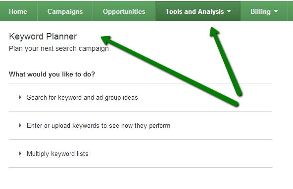 How_to_use_the_google_keyword_planner