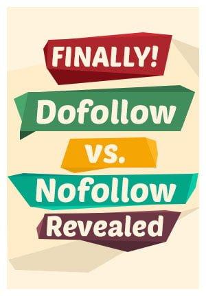 Mengenal DoFollow & NoFollow
