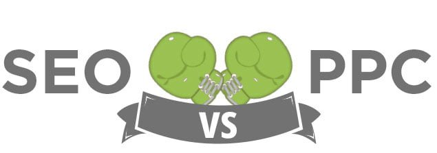 SEO-vs-PPC-battle