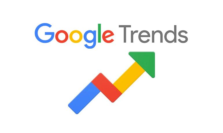 Google trend images
